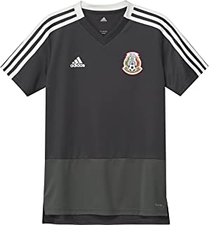 adidas Mexico Men's Training Jersey World Cup 2018 (Black)