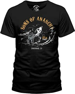 67878f13 Amazon.fr : Sons of Anarchy - T-shirts, polos et chemises / Homme ...