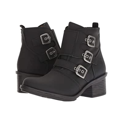 FLY LONDON CRIP294FLY (Black Heritage) Women