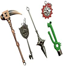 The Seven Deadly Sins Meliodas//Dragon/'s Sin of Wrath Sword PVC Cosplay Prop 0910