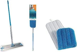 E-Cloth Deep Clean Mop + Includes Extra Damp Mop Head