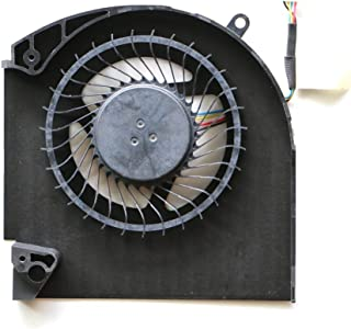 DENGHUXIE MG75090V1-C060-S9A & MG75090V1-C070-S9A ファン DELL Alienware 17 R4 17 R5 P31E CPU & GPU 冷却ファン (CPUファン)