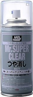 Mr.スーパークリアー スプレー つや消し B514 つや消し仕上げ塗料