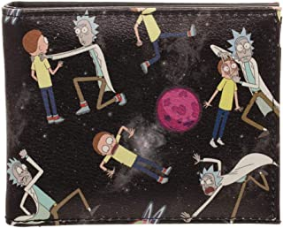 Rick and Morty All Over Print Sublimated Bi-Fold Wallet