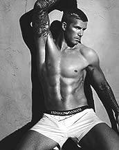 David Beckham 24X36 New Printed Poster Rare #TNW542802