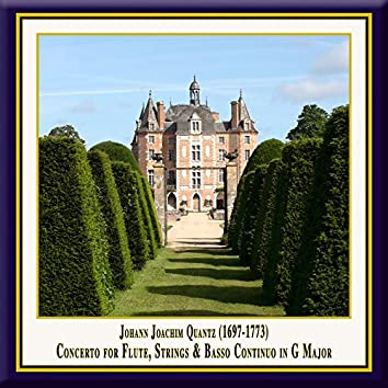 Quantz: Flute Concerto No. 161 in G Major, QV 5:174