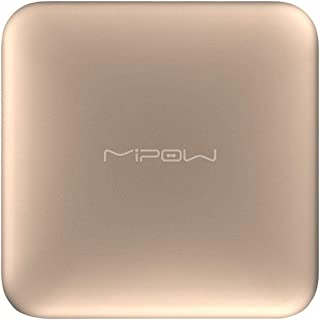 Mipow SPL09-GD 9000 mAh Power Cube for iPhone, Gold