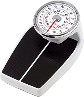 Health O Meter 160KLS Mechanical Floor Scale, 400 lb. Capacity, 12-1/2