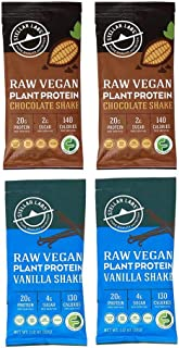 Stellar Labs- Protein Shack Packets- Certified Low FodMap, High Protein, Gluten Free, Perfect for People on The go, Easy to use no Mess! - 4-Pack