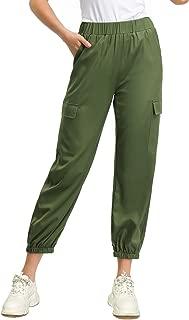 Womens Stylish Casual Baggy Harem Cargo Jogger Punk Hip Hop Streetwear Pants