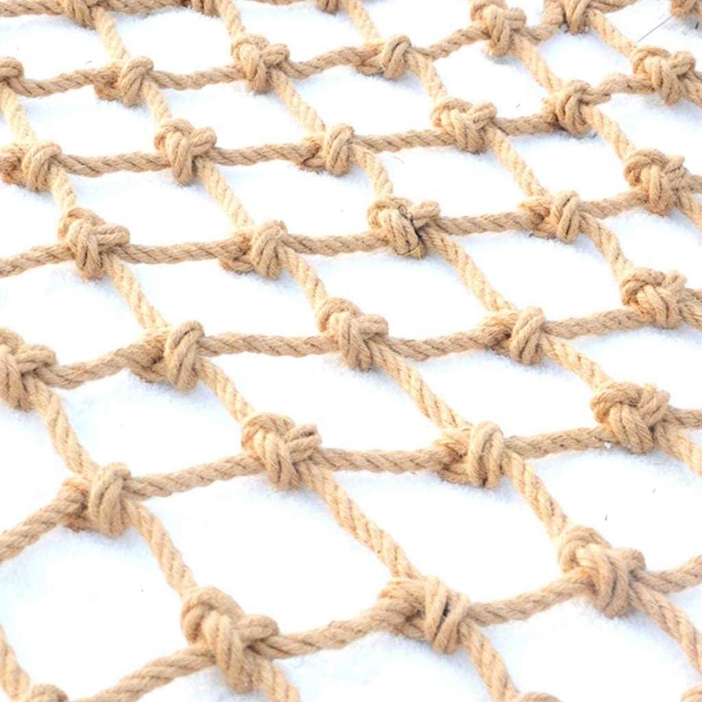 Hemp Rope Net Balcony free shipping Protective Anti-Fall - Netting 5% OFF Child