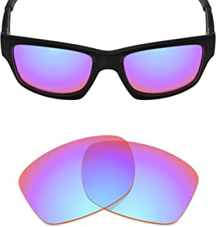 Mryok Replacement Lenses for Oakley Jupiter Squared - Options