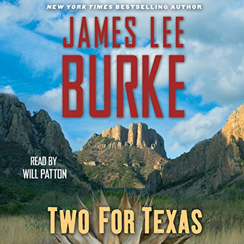 Two for Texas audiobook cover art