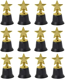 """12 مبيعات ستار جائزة كأس 4.5""""جائزة كأس التنين الذهبي الفائز بجائزة أوسكار هوليود حزب دفعة رياض الأطفال، مصغرة البنتاغون ال..."""
