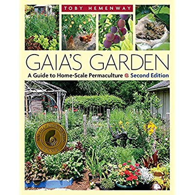 permaculture gardening books