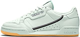 Adidas ORIGINALS Continental 80 Tenis para Hombre, Ice Mint/Collegiate Navy/Gris, 10