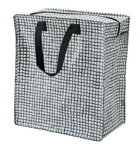 Our #2 Pick is the Ikea Knalla Reusable Grocery Bags