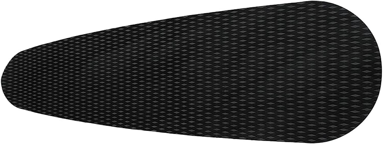 Baosity Black EVA SUP Traction Pad Deck Grip for Surfing Surfboard Marine Boat Yacht  Comfortable & Durable