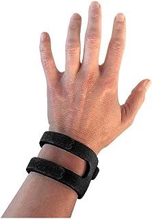 WristWidget (TM) - Patented, Adjustable Support, Wrist Brace For TFCC Tear- Triangular Fibrocartilage Complex Injuries, Ul...