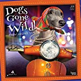 Avanti Dogs Gone Wild 2018 12 x 12 Inch Monthly Square Wall Calendar, Canine Pet Humor