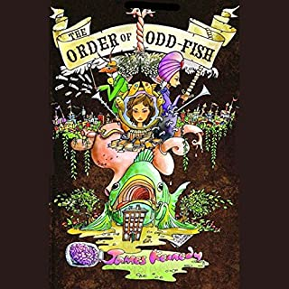 The Order of Odd-Fish cover art