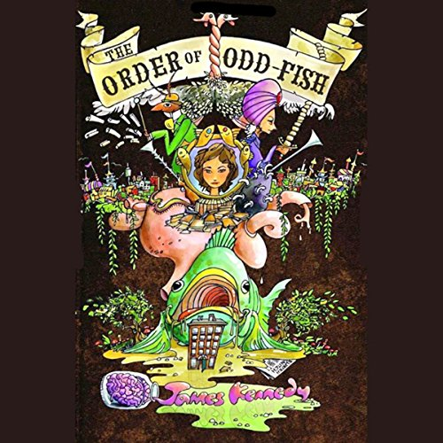 The Order of Odd-Fish  audiobook cover art