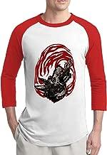 Man 3/4 Sleeve Neurosis Times of Grace Raglan Shirts Retro Jersey Shirt
