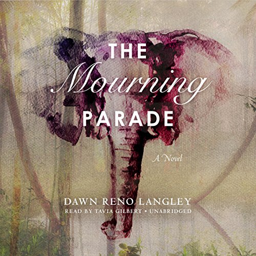 The Mourning Parade audiobook cover art