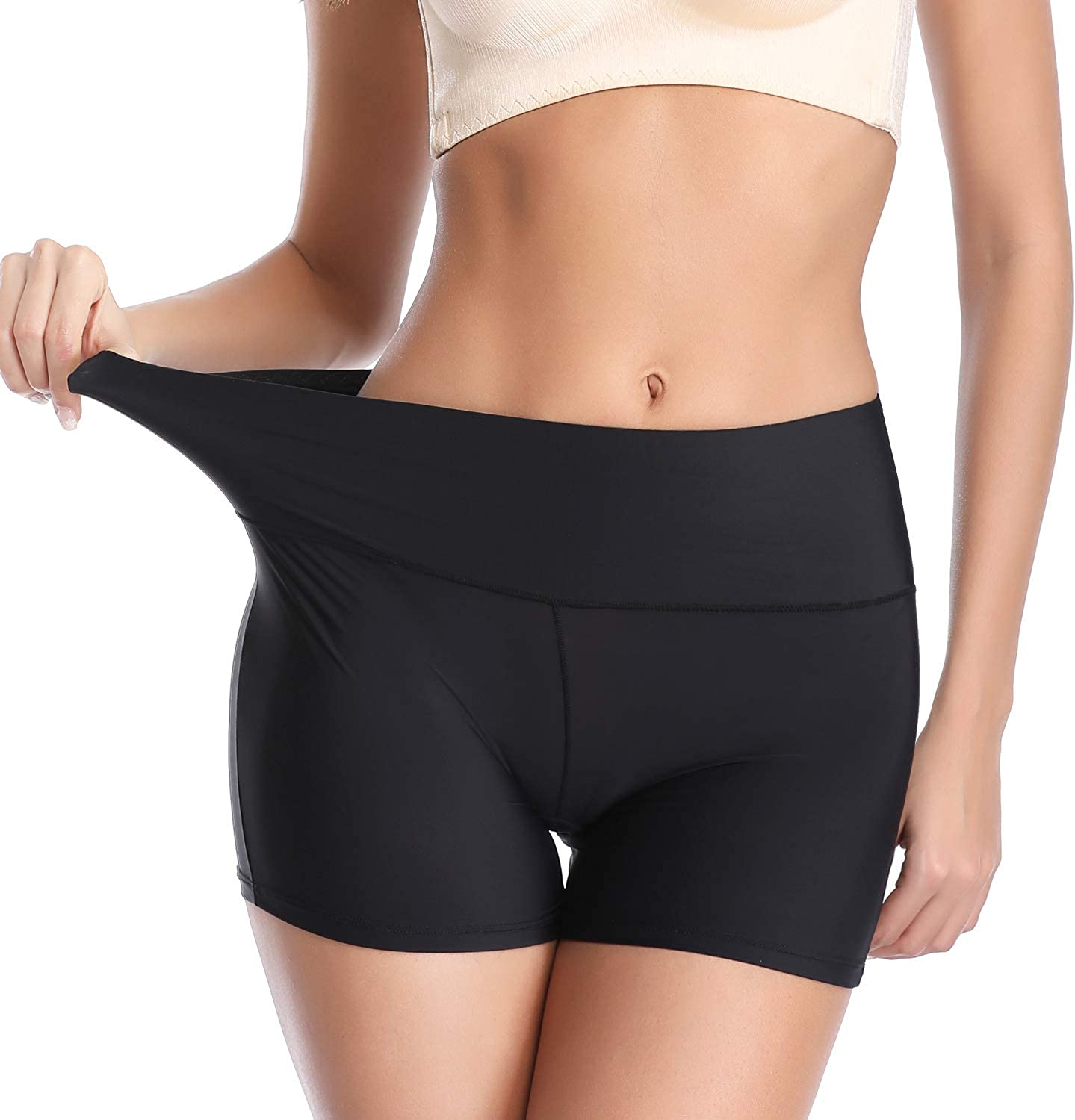 Lace Anti-Chafing Slip Shorts Under Dresses Underwear for Women Safety Shorts Underskirts
