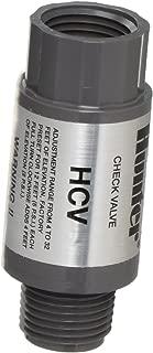 Hunter Sprinkler HC50F50M HCV 1/2-Inch Female Inlet by 1/2-Inch Male Outlet Check Valve