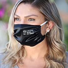 product image for PJ Harlow Face Mask, Black, Large