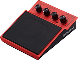 Roland Percussion Electronic Drum Pad, WAV, Red (SPD-1W)