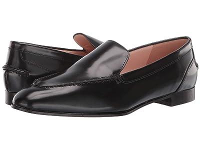 J.Crew No Tab Academy Loafer (Black) Women