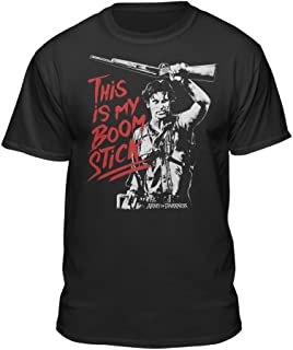 Army of Darkness Trapped in Time Movie This is My Boom Stick T-Shirt