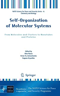 Self-Organization of Molecular Systems: From Molecules and Clusters to Nanotubes and Proteins (NATO Science for Peace and Security Series A: Chemistry and Biology)