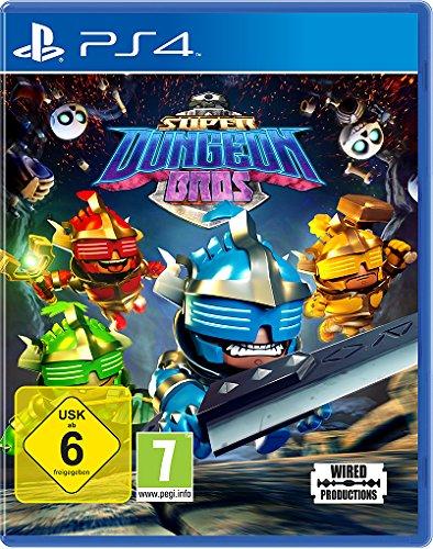 Super Dungeon Bros - [PlayStation 4]