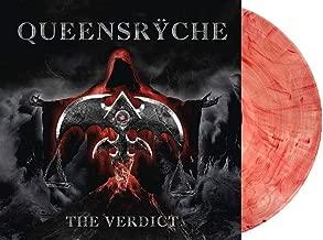Queensryche - The Verdict [Exclusive Bloodshot color variant LP Vinyl]