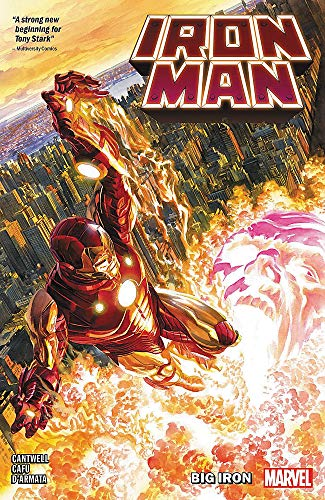 Compare Textbook Prices for Iron Man Vol. 1 TPB  ISBN 9781302925512 by Cantwell, Christopher,Cafu, Cafu