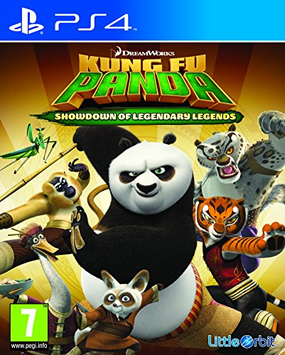 Namco Ps4 Kung Fu Panda : Showdown of Legendary Legends (Eu)