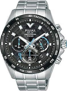 PULSAR Men's Analogue Quartz Watch with Stainless Steel Strap PZ5105X1