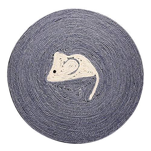 Le tapis à griffer griffoir de chat pour chat