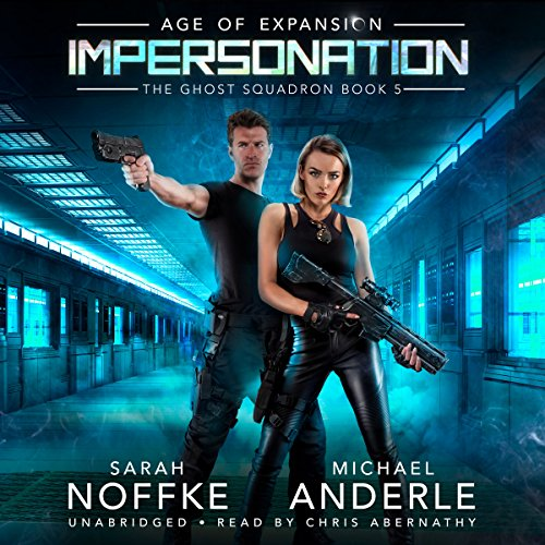 Impersonation: Age of Expansion audiobook cover art
