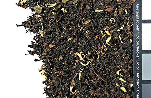 Halbfermentierter Tee Orange Oolong arom. 1KG