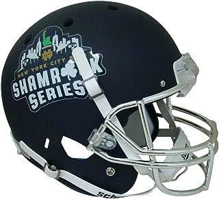 Notre Dame Fighting Irish Alternate Navy 2018 Shamrock Series Schutt Full Size Replica Football Helmet