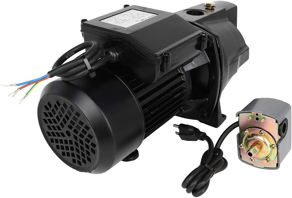 Don't miss the campaign SCITOO Tap Water Booster Pump 17.6GPM Well At the price of surprise Jet Shallow hp 1