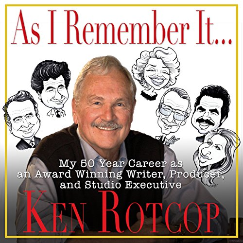 As I Remember It audiobook cover art