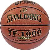 Spalding Tf1000 Legacy Fiba Sz.7 (74-450Z) Balón de Baloncesto, Unisex Adulto,...