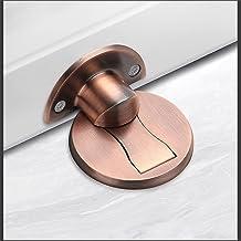 Magneetdeur stopt Roestvrijstalen deurstopper Magnetische verborgen houders Vangvloer voor toiletmeubelbeslag