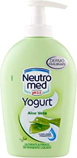 Det. Liquido Yogurt Aloe 300 Ml