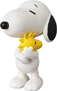 Medicom Peanuts: Snoopy Holding Woodstock Ultra Detail Figure